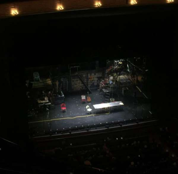 Winspear Opera House, section: UGT C, row: H, seat: 7