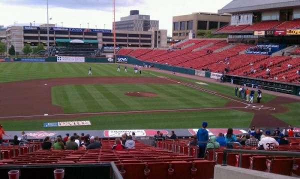 Sahlen Field, section: 113, row: ee, seat: 1