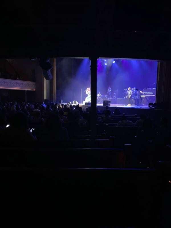 Ryman Auditorium, section: MF-2, row: S, seat: 2