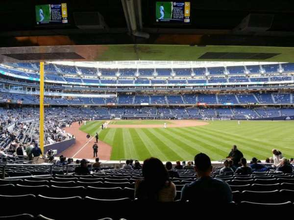 Yankee Stadium, section: 106, row: 26, seat: 14