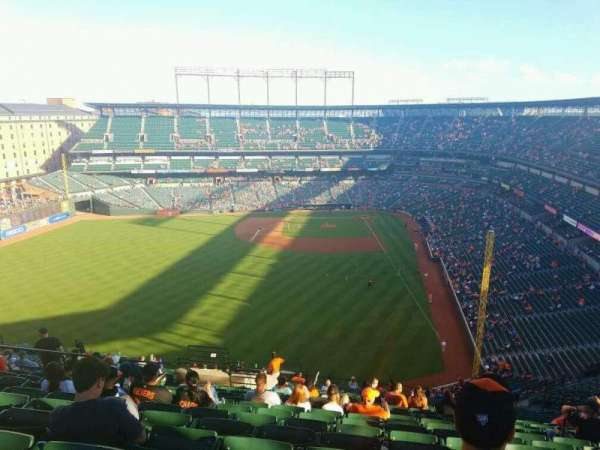Oriole Park at Camden Yards, section: 382, row: 25, seat: 11