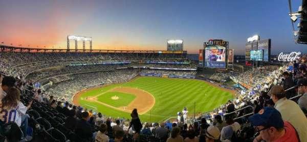 Citi Field, section: 505, row: 12, seat: 14
