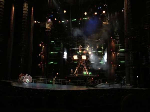 KÀ Theatre - MGM Grand, section: 103, row: R, seat: 5
