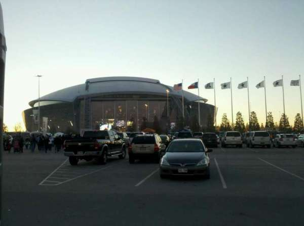 AT&T Stadium, section: Entry C