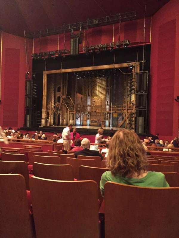 The Kennedy Center Opera House, section: Orchestra R, row: Z, seat: 14