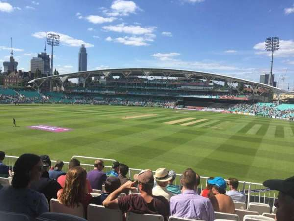 Kia Oval, section: Lock/Laker Upper, row: G, seat: 33