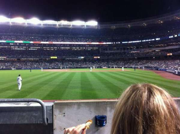 Yankee Stadium, section: 134, row: 12, seat: 14