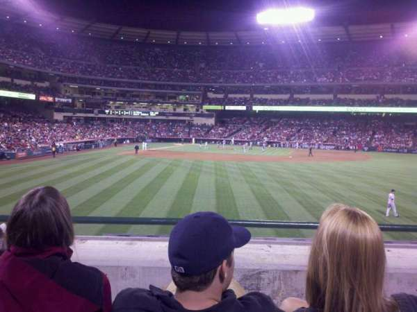 Angel Stadium, section: P237, row: c, seat: 13