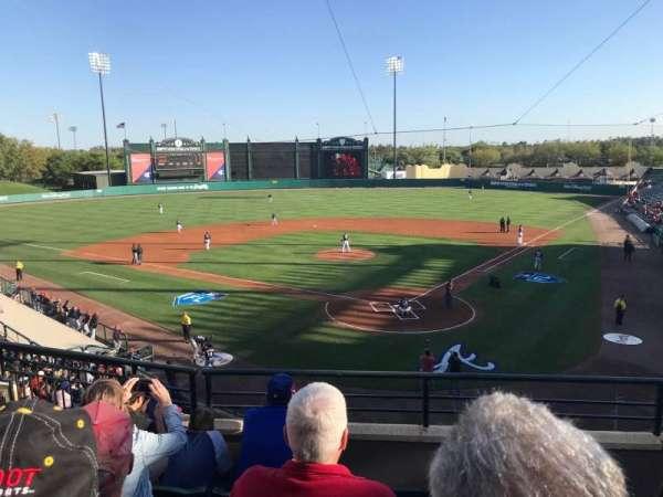 Champion Stadium, section: 215, row: E, seat: 14