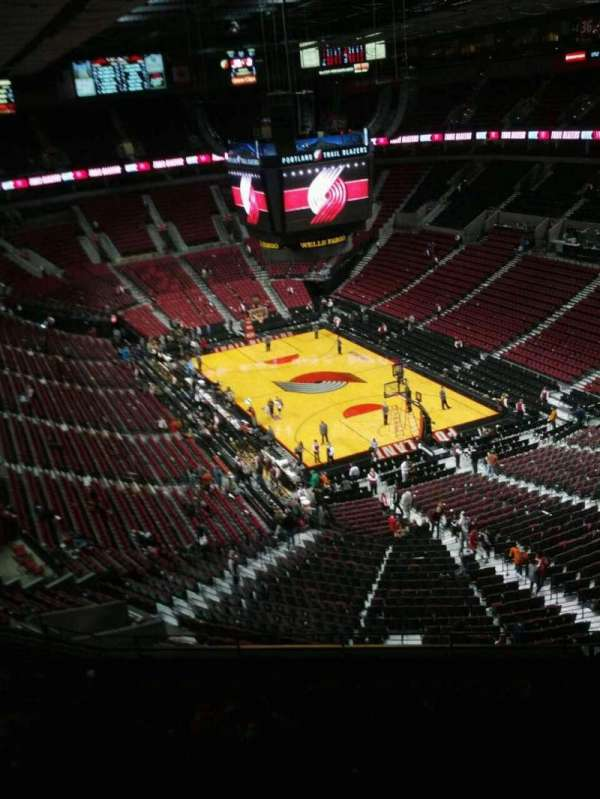 Moda Center, section: 329, row: k, seat: 9