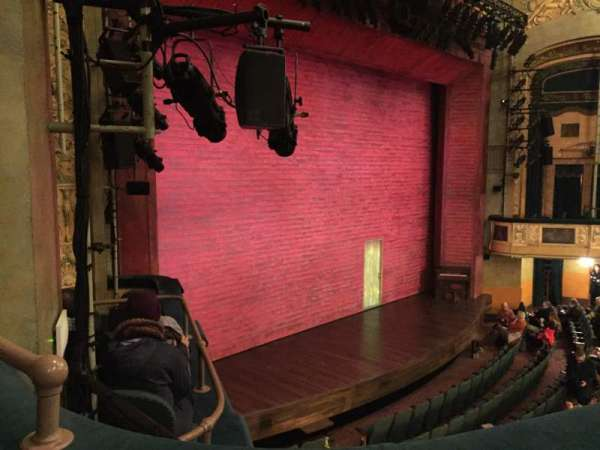 Shubert Theatre, section: Mezzanine L, row: B, seat: 27