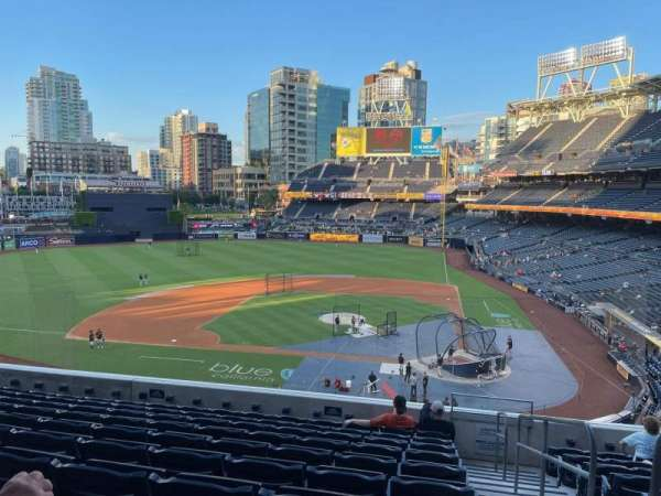 PETCO Park, section: 206, row: 10, seat: 1
