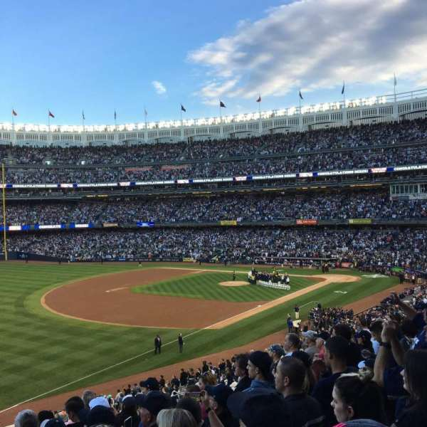 Yankee Stadium, section: 229, row: 8, seat: 8