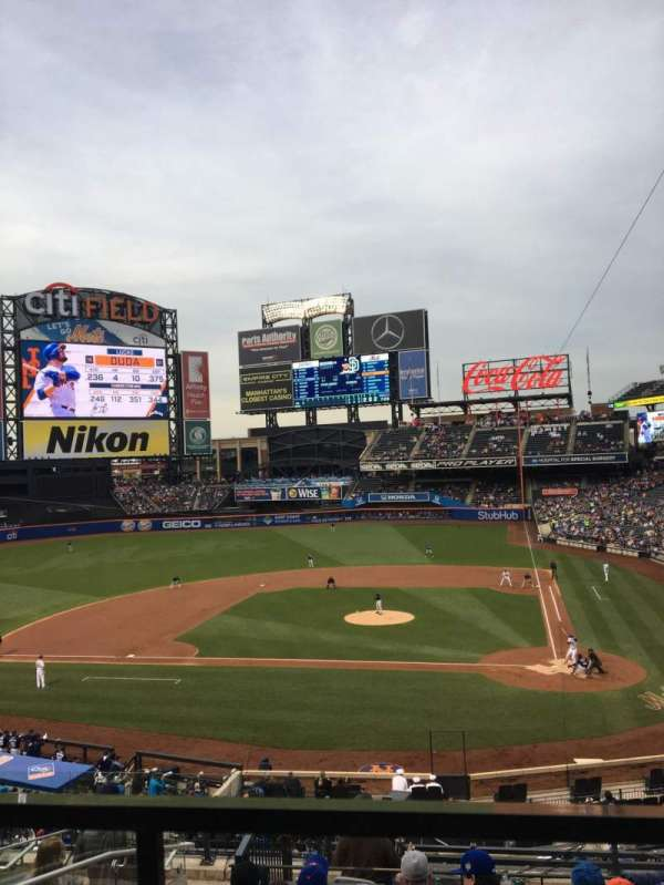 Citi Field, section: Porsche Suite 228, row: 1, seat: 7