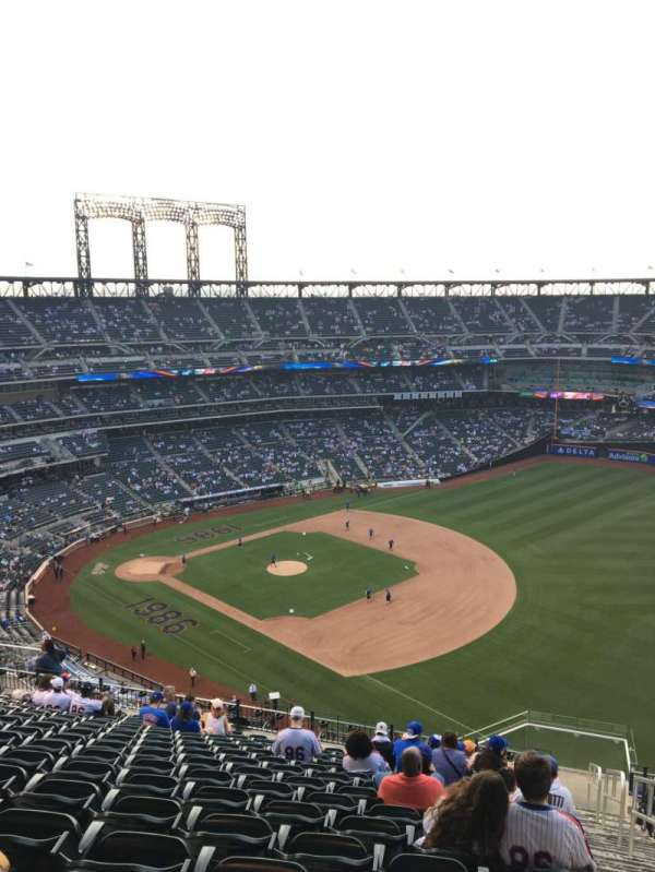 Citi Field, section: 506, row: 16, seat: 1