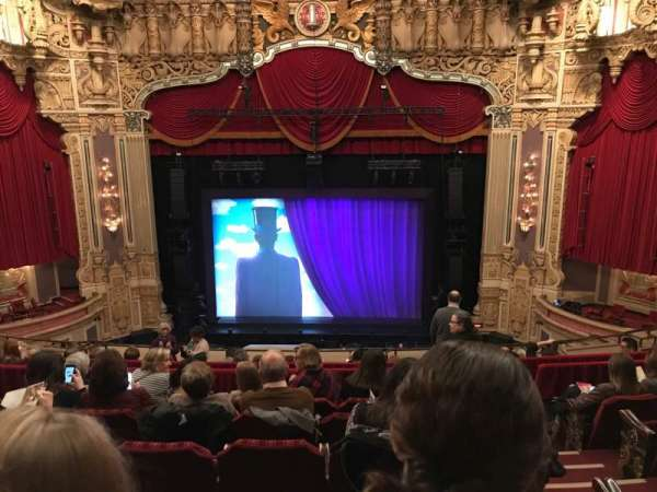 Nederlander Theatre (Chicago), section: Balcony c, row: K, seat: 309