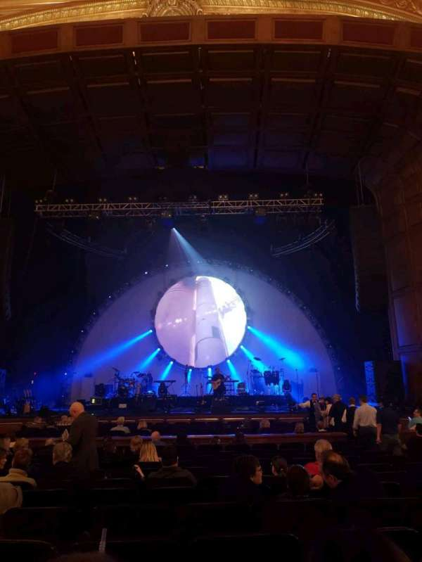 Benedum Center, section: Orchestra C, row: M, seat: 112