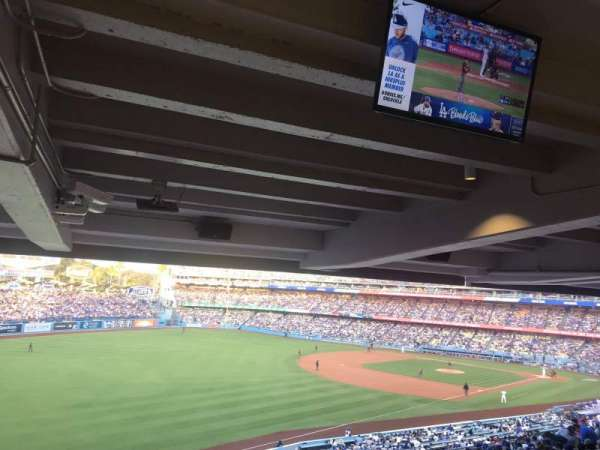 Dodger Stadium, section: 159LG, row: W, seat: 4