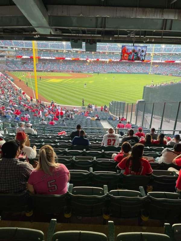 Angel Stadium, section: 233, row: WC, seat: 7-8