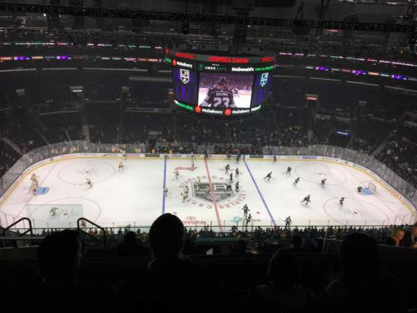 Staples Center, section: 318, row: 10, seat: 30
