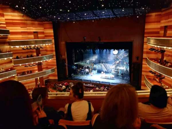 Eccles Theater, section: 2TR, row: C, seat: 113
