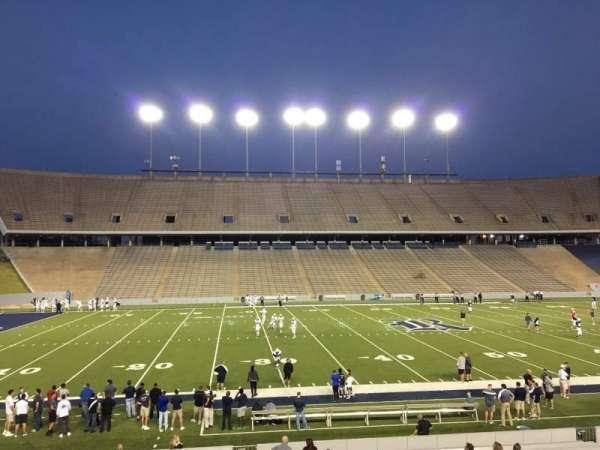 Rice Stadium, section: 104, row: 41, seat: 7