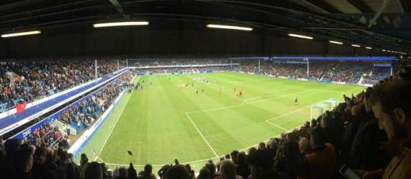 Loftus Road, section: Y2, row: M, seat: 190