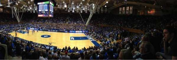 Cameron Indoor Stadium, section: 7