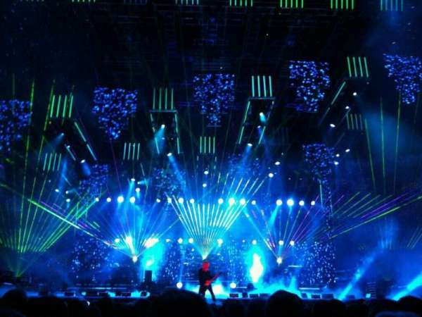 Van Andel Arena, section: Floor 2, row: M, seat: 8