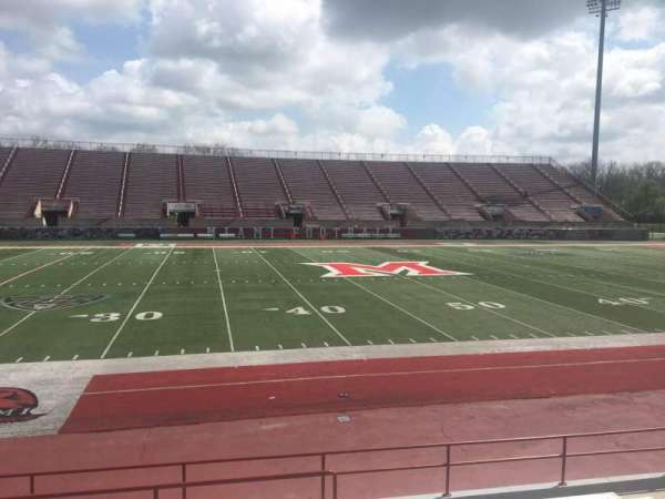 Yager Stadium, section: 5, row: 11, seat: 12