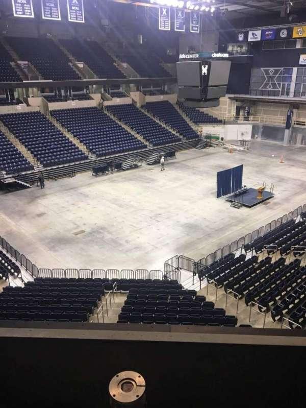 Cintas Center, section: 206, row: C, seat: 6