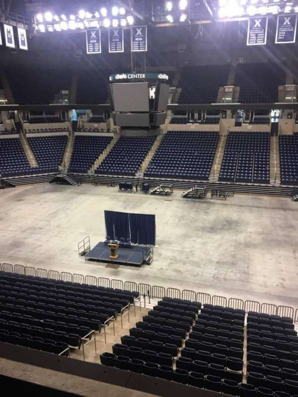 Cintas Center, section: 214, row: C, seat: 6