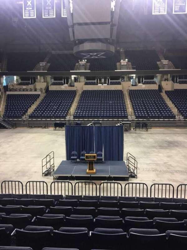 Cintas Center, section: 110, row: N, seat: 7