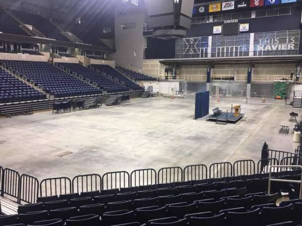 Cintas Center, section: 104, row: N, seat: 20