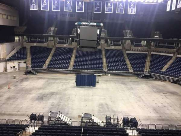 Cintas Center, section: 211, row: B, seat: 7