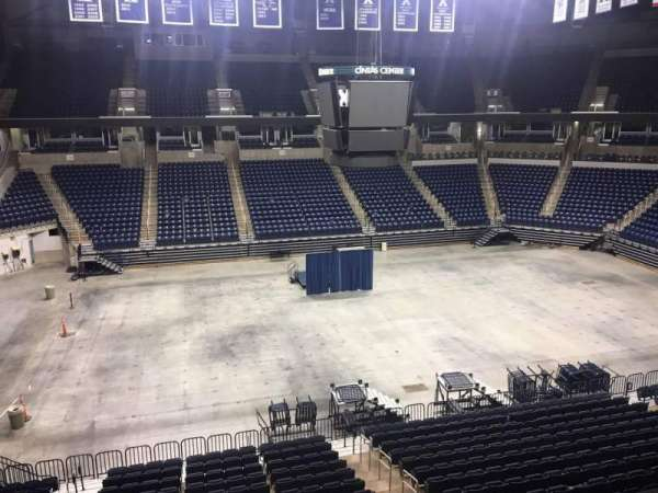 Cintas Center, section: 213, row: B, seat: 7