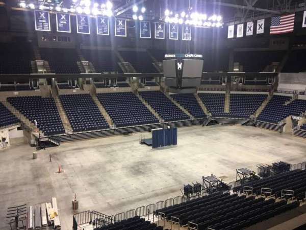 Cintas Center, section: 215, row: B, seat: 7