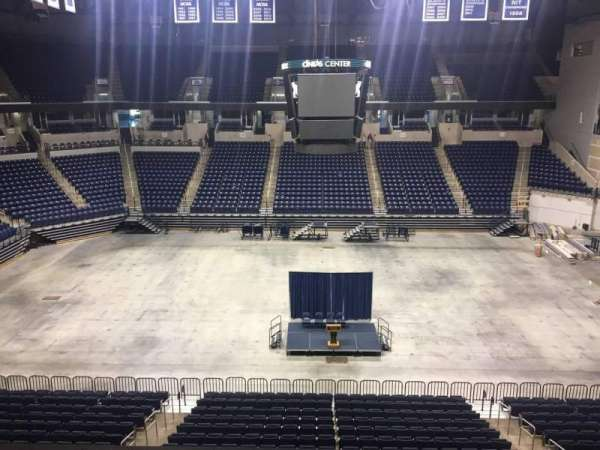 Cintas Center, section: 212, row: B, seat: 7
