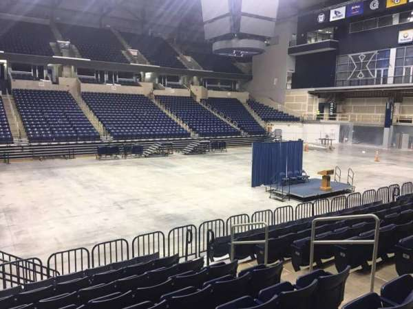 Cintas Center, section: 106, row: N, seat: 7