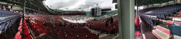 Fenway Park, section: Right Field Box 90, row: XX, seat: 1