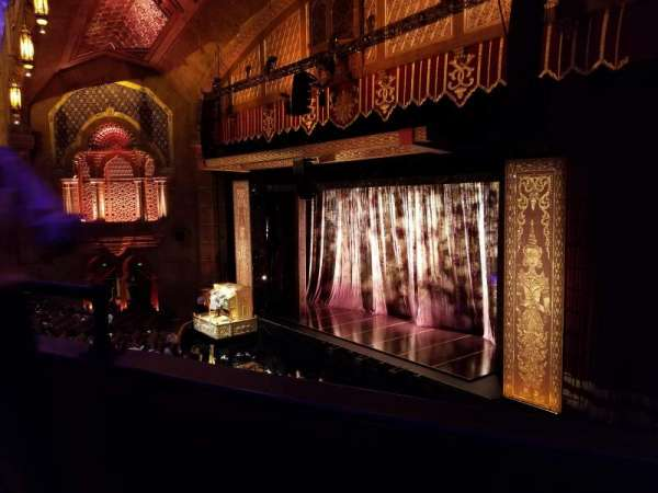 Fox Theatre (Atlanta), section: Loge Right E, row: BB, seat: 34
