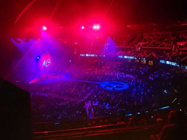 The SSE Hydro, section: 225, row: K, seat: 104