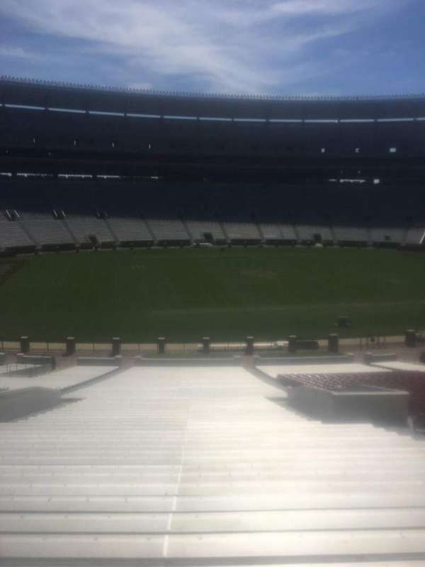 Bryant-Denny Stadium, section: J, row: 58, seat: 01