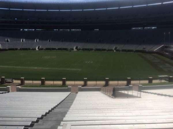 Bryant-Denny Stadium, section: D, row: 34, seat: 20