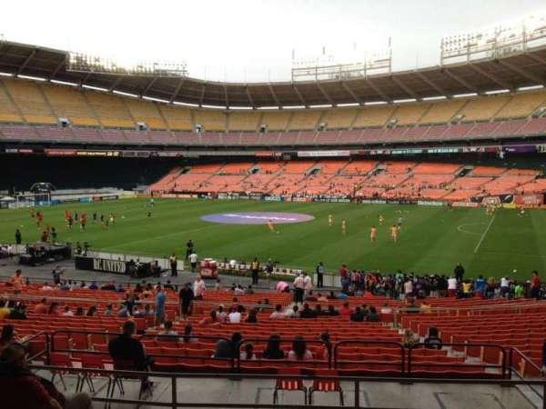 RFK Stadium, section: 303, row: 7, seat: 9