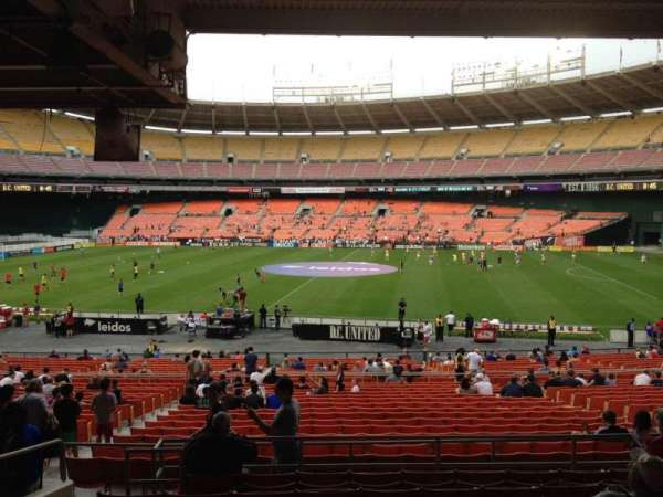 RFK Stadium, section: 305, row: 9, seat: 10
