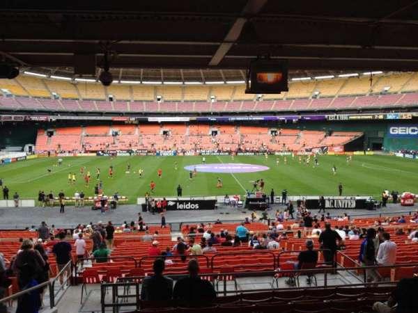 RFK Stadium, section: 307, row: 9, seat: 10