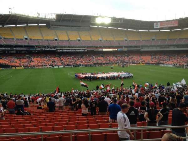 RFK Stadium, section: 335, row: 6, seat: 11