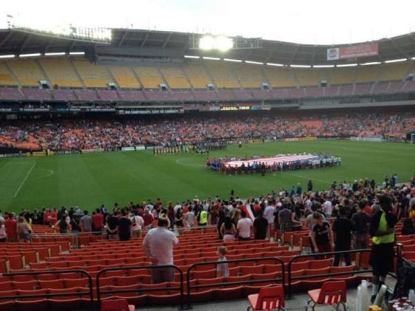 RFK Stadium, section: 336, row: 4, seat: 11