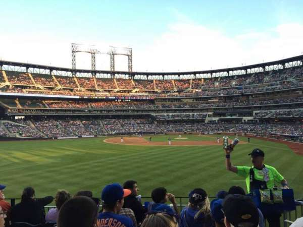 Citi Field, section: 136, row: 5, seat: 3